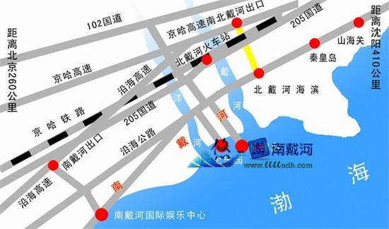南戴河地处渤海湾 可以钓到什么鱼